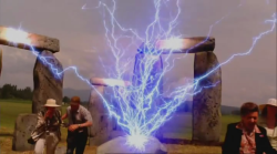 This effects shot is sadly one of the best in an otherwise laughable disaster movie