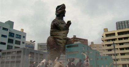 Of course - bring on Godzilla!