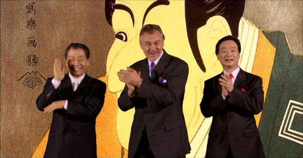 """Hail Japan"" says the World Leaders"