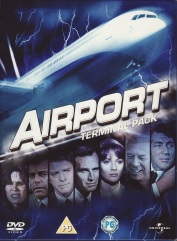 Airport Terminal Pack UK DVD Boxet