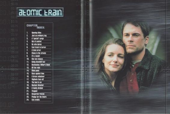 Atomic Train UK DVD Cover Inside