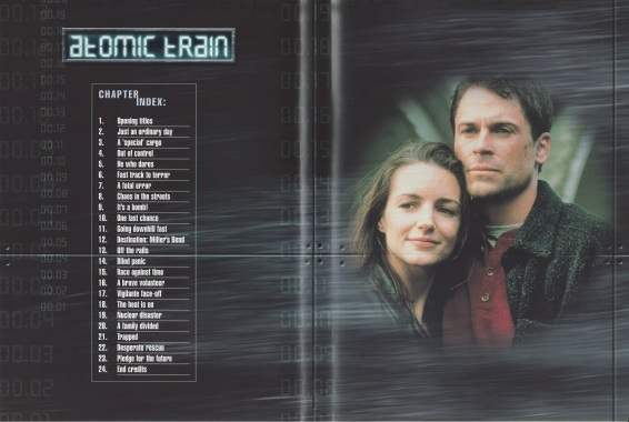 Atomic Train UK DVD Cover Inside