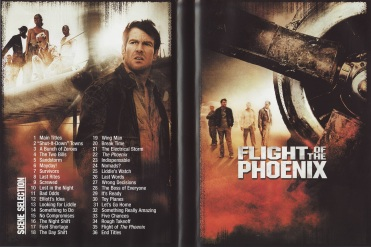 Flight of the Phoenix DVD cover inside