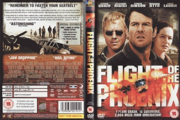 Flight of the Phoenix DVD cover
