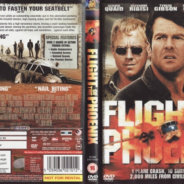 Flight of the Phoenix DVD cover