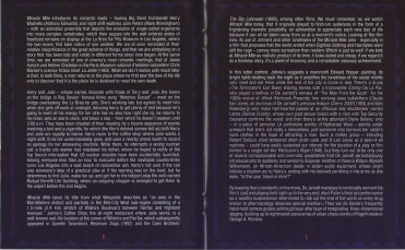 Special edition booklet