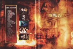 UK 2 Disc DVD inside sleeve