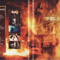 UK 2 Disc DVD inside sleeve