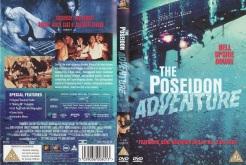 The Poseidon Adventure Uk DVD cover