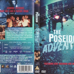 The Poseidon Adventure Uk DVD cover