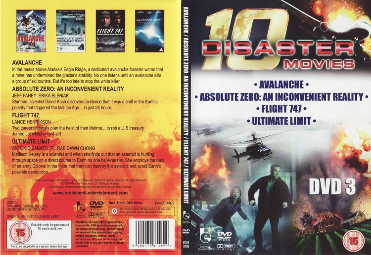 10 disaster movies disc 2