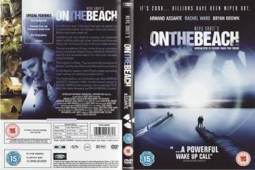 On The Beach UK DVD cover