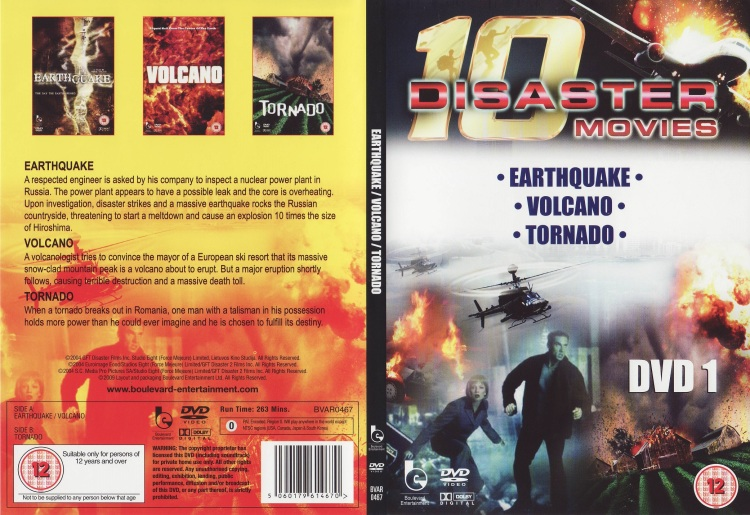 10 disaster movies disc 1
