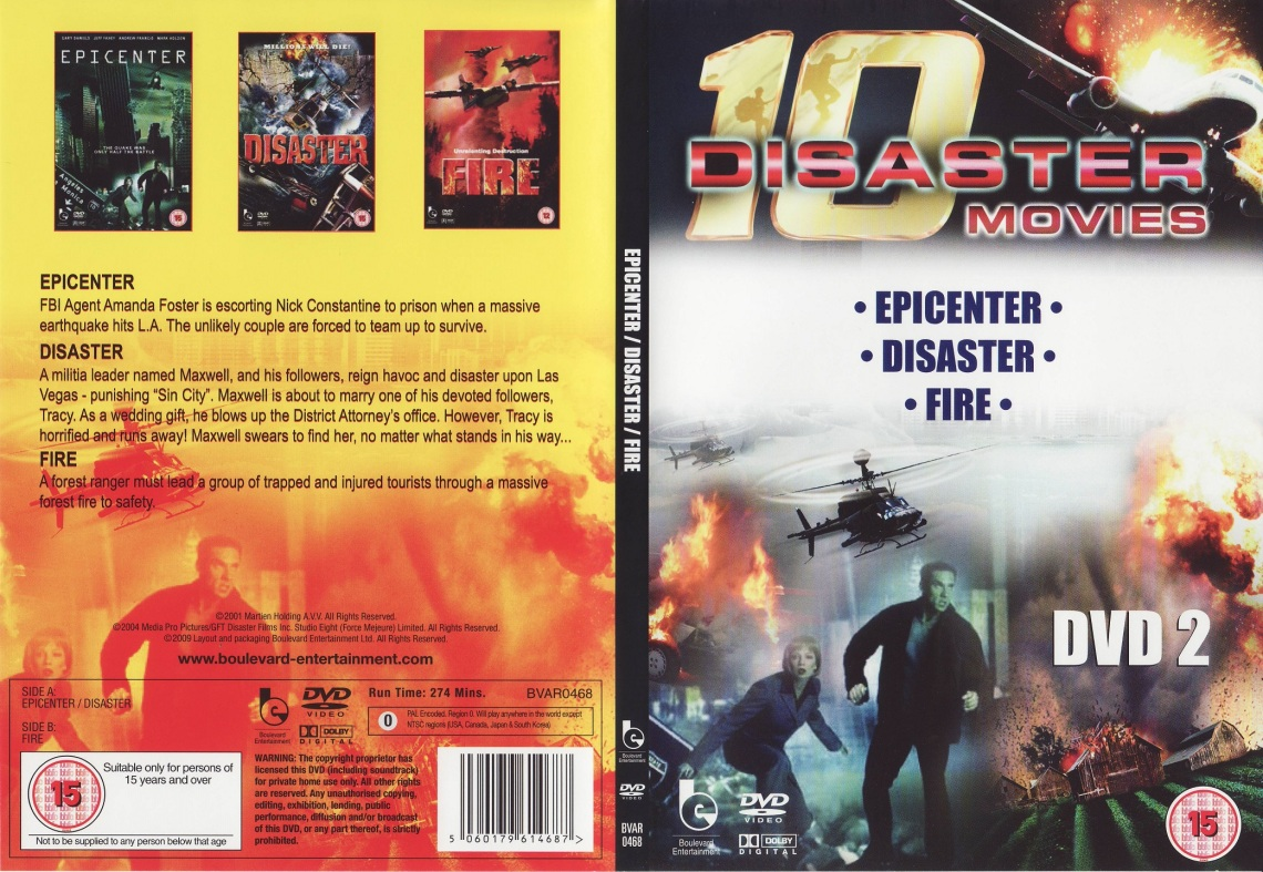 10 disaster movies disc 3