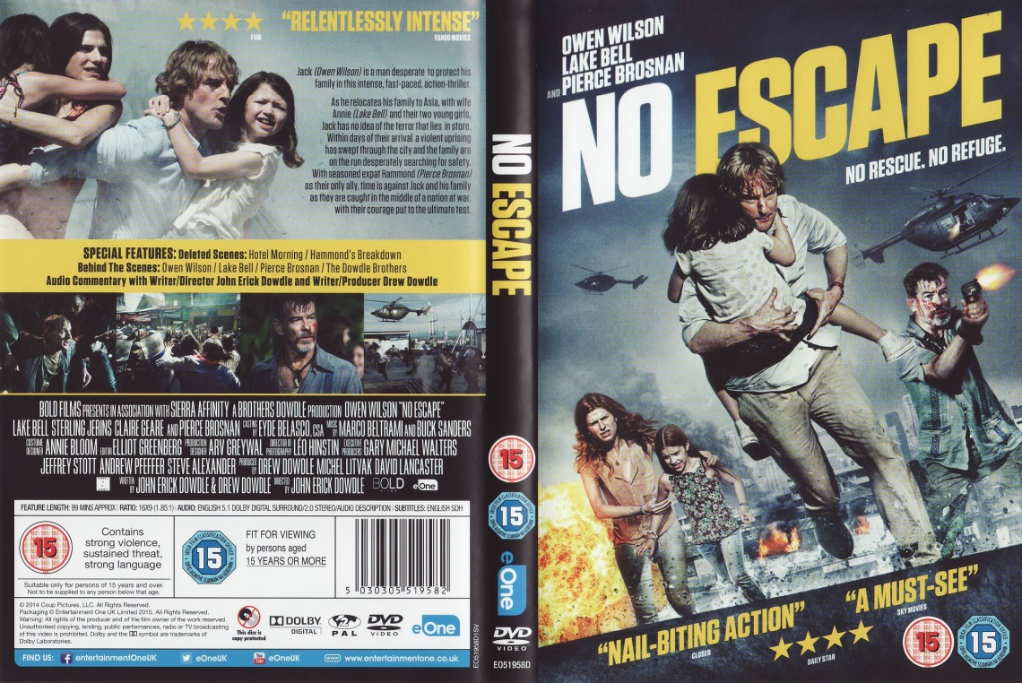 no-escape-dvd-cover