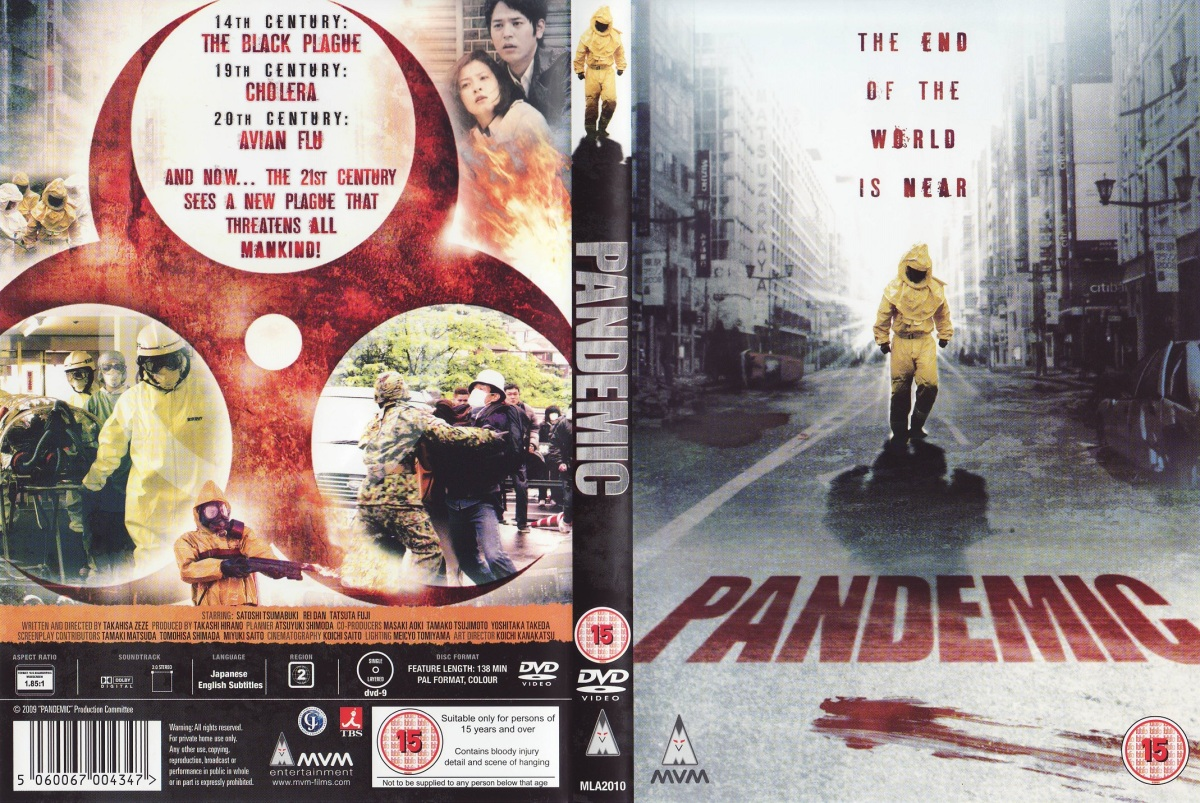 Pandemic – I Love Disaster Movies!
